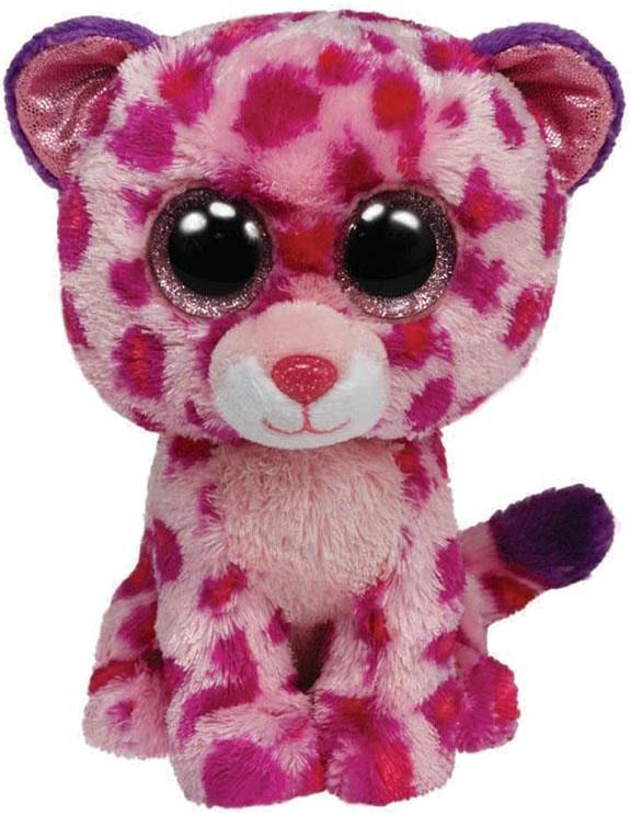 Мягкая игрушка леопард Glamour