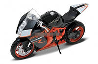 Мотоцикл металл 1:10 KTM 1190 RC8R WELLY