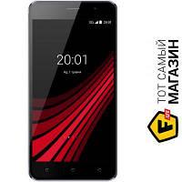 Ergo Unit B505 4G Dual Sim Black мобильный телефон недорогие сенсорный моноблок gprs, edge, 3g, 4g - черный