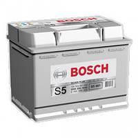 Стартерная аккумуляторная батарея BOSCH S5 52 Ah   0092S50010