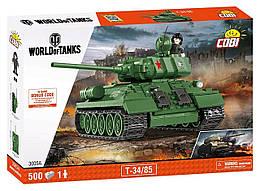 Конструктор Cobi World Of Tanks Шерман Файрфлай 500 деталей (COBI-3007A) (590225103007)0)
