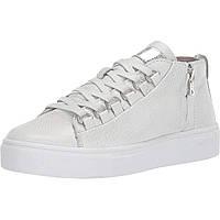 Кроссовки на молнии Blackstone Mid Sneaker - NL28 White Metallic - Оригинал
