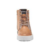 Кроссовки на молнии Blackstone High-Top Sneaker - QL41 Rust - Оригинал