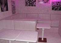 Мягкая мебель для кафе, баров, ресторанов в аренду.