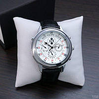 Годинники наручні Patek Philippe Grand Complications 5002 Sky Moon Black-Silver-White New