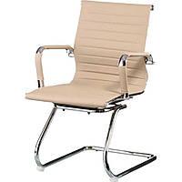 Офисный стул Special4You Solano office artleather beige (000003926)