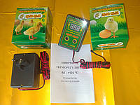 Цифровой терморегулятор для инкубаторов Цып-Цып 10 Ампер 220 Вольт