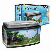 Аквариумный комплект Aquael 110071/135481 CLASSIC 40 овальный с освещением E27, 20 л
