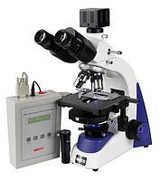 Микроскоп UNICO серия G390 с подогревом столика