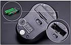 Мышь Bluetooth беспроводная. Блютуз мышка на батарейках, фото 5