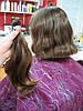 Продать детские волосы.