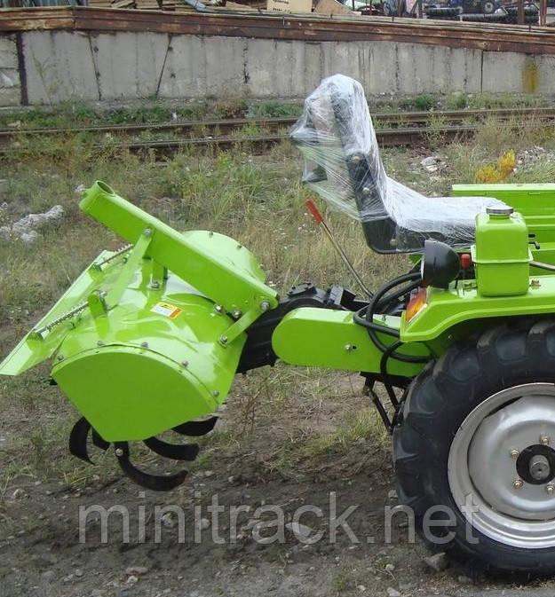 Фреза с редуктором для мототрактора ДТЗ-150