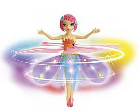 Волшебная фея люкс со светящейся юбкой
