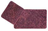 Набор ковриков в ванную комнату Arya 60х100 и 60х50 - 2пр. Hasir (TR1006872), фото 3
