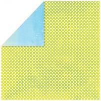 Бумага Glitz Design, Brightside Circles, размер 30x30 см, 1 шт