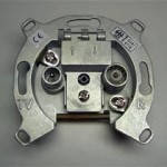 Механизм розетки ТВ концевой Lumina-2