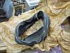 Гофра универсально заточного станка 3Е642 3Б642 3М642  Материал резина Продана