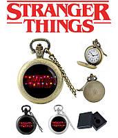 Карманные часы Очень странные дела / Stranger Things