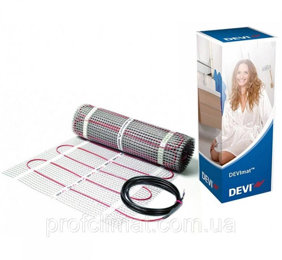 Тепла підлога, нагрівальний мат DEVIcomfort 150T 4.0 кв. м 600W (83030574)