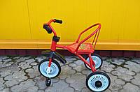 Трехколесный велосипед красный, фото 1