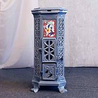 Печь-камин (буржуйка) Belle Epoque 3736 (Godin)