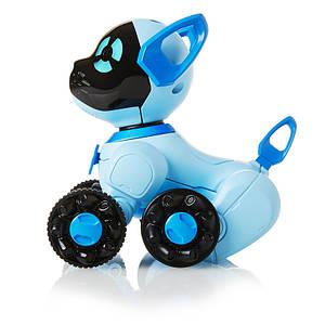 Интерактивный щенок Chip голубой WowWee