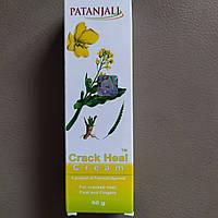 Крем от трещин на пятках Crack Heal Patanjali, 50 гр