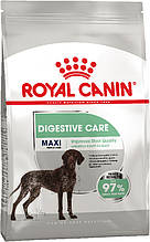 Сухой корм для крупных собак с чувствительным пищеварением Royal Canin Maxi Digestive Care 3 кг