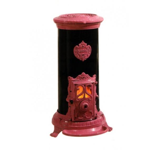 Печь-камин (буржуйка)  Petit Godin 3721 (Godin)