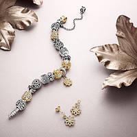 3 серебряных гарнитура для осеннего праздника