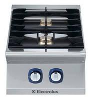 Плита газовая верхнего расположения, 2 горелки по 5,5 кВт