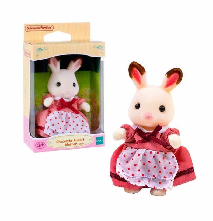 Sylvanian Families   Фигурка Шоколадный Кролик-Мама  5248