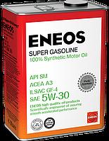 Моторное масло ENEOS SM 5W-30 4 л (ENFS530SM-4)