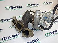 Турбина (1,2 TCe) Renault LODGY 2012- (Рено Лоджи), 8201165362