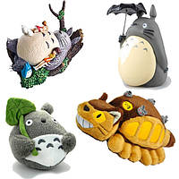 Коллекционные фигурки и мягкие игрушки Мой Сосед Тоторо My Neighbor Totoro