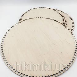 Заготовка из фанеры круглая (35 см)