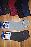 Носки махровые женские 331(В упаковке 12 пар)Без резинки, фото 2