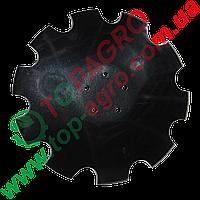 Диск ромашка Ø=510 мм, 5 отворів Horsch (Bellota), 28071305 (F7-6 1954-20M)