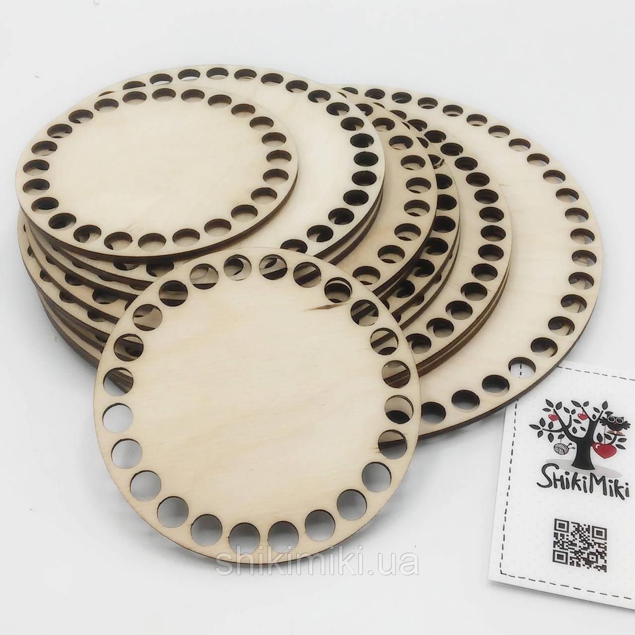 Заготовка из фанеры круглая (10 см)