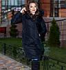 Куртка-пальто зимняя, холлофайбер 42, 44, 46, фото 2