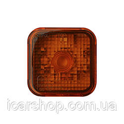 Габаритный фонарь 65 х 30 х 65мм / Пластиковая (Оранжевый)