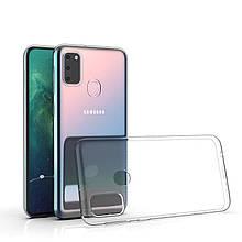 TPU чехол Epic Transparent 1,0mm для Samsung Galaxy M30s / M21