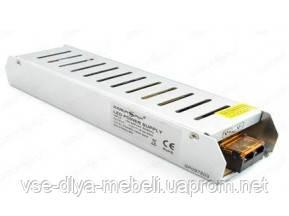 Трансформатор LED 150W -12v в металле  IP-20 (30229517)