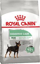 Сухий корм для собак малих порід з чутливим травленням Royal Canin Mini Digestive Care 3 кг