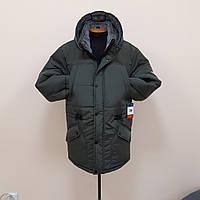 Зимняя,мужская куртка-Alяsка больших размеров от производителя.Новинка!