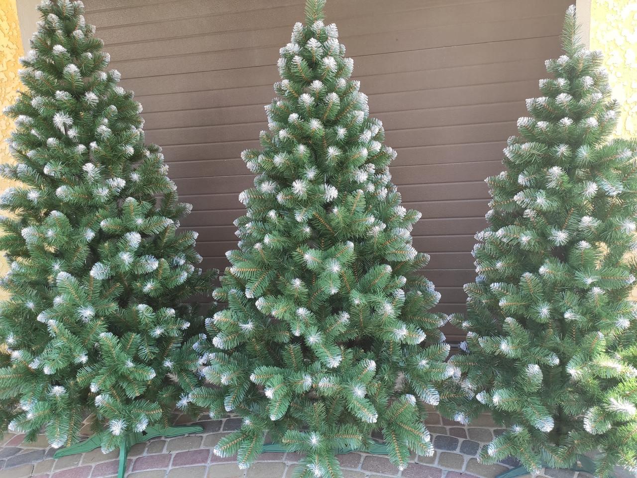 Новогодняя искусственная елка Снежная Королева 1 метра