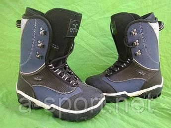 Нові черевики для сноуборда Lytos 26 см