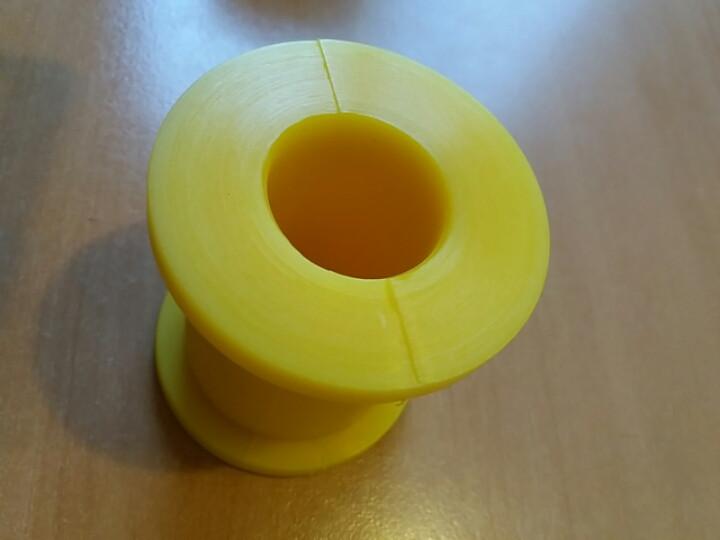 Втулка стабилизатора заднего верхнего IVECO (LE2583.00/93814617)