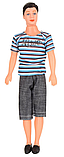 Кукла sun boy игра с модой, 4 вида, фото 6