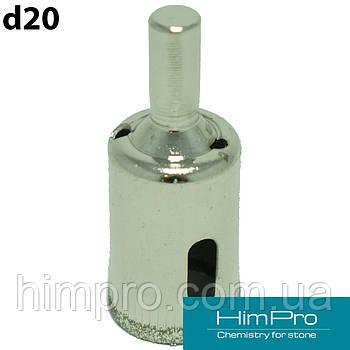 D20 Сверло для мрамора, стекла